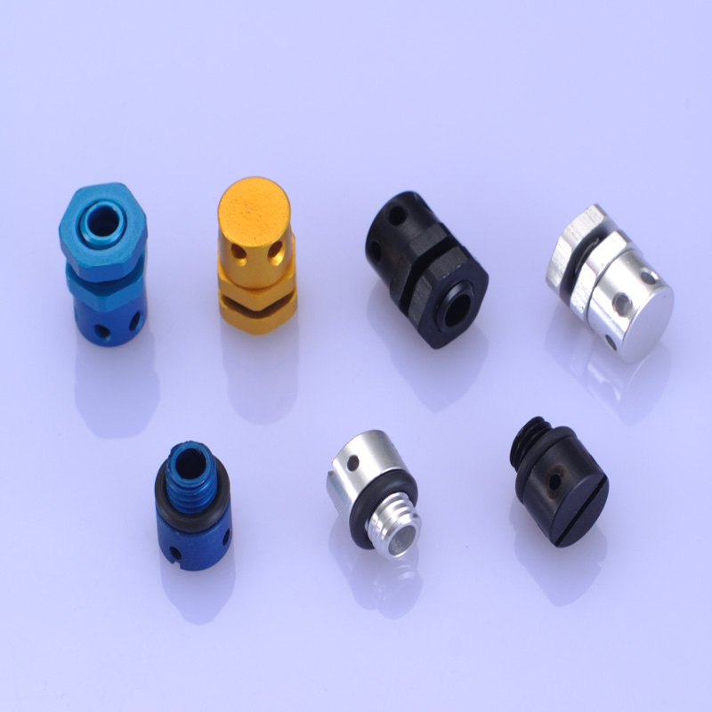 m5x0.8-4Aluminium alloy screw vent