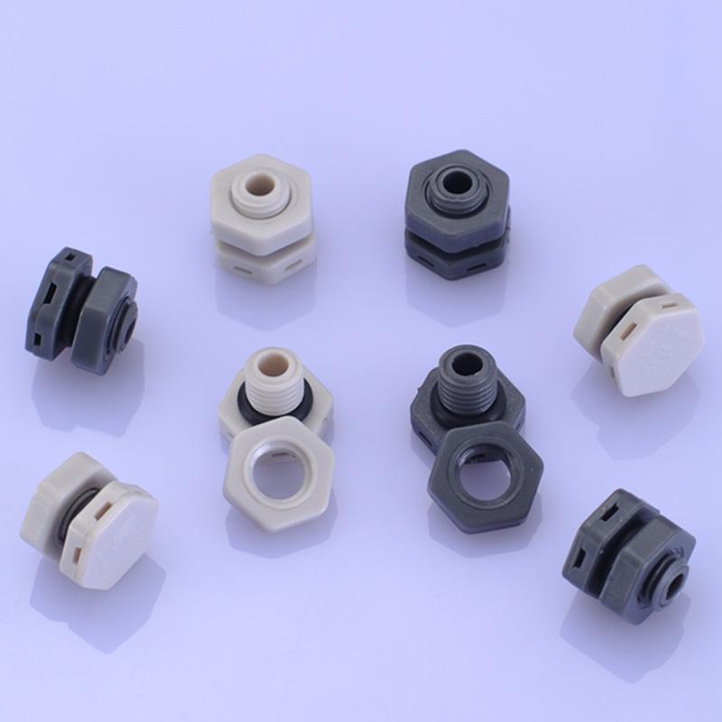 M6*0.8plastic screw vent