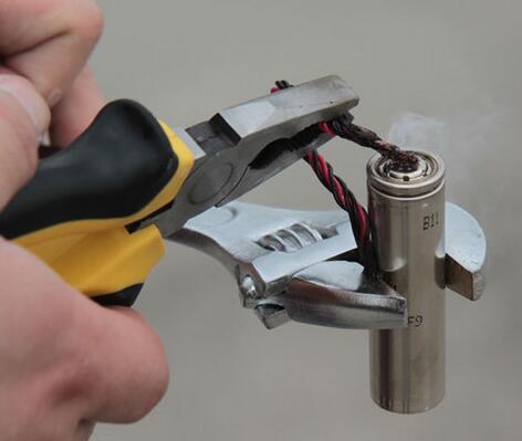 18650电池安全阀是什么?电池包防爆平衡阀又是什么?